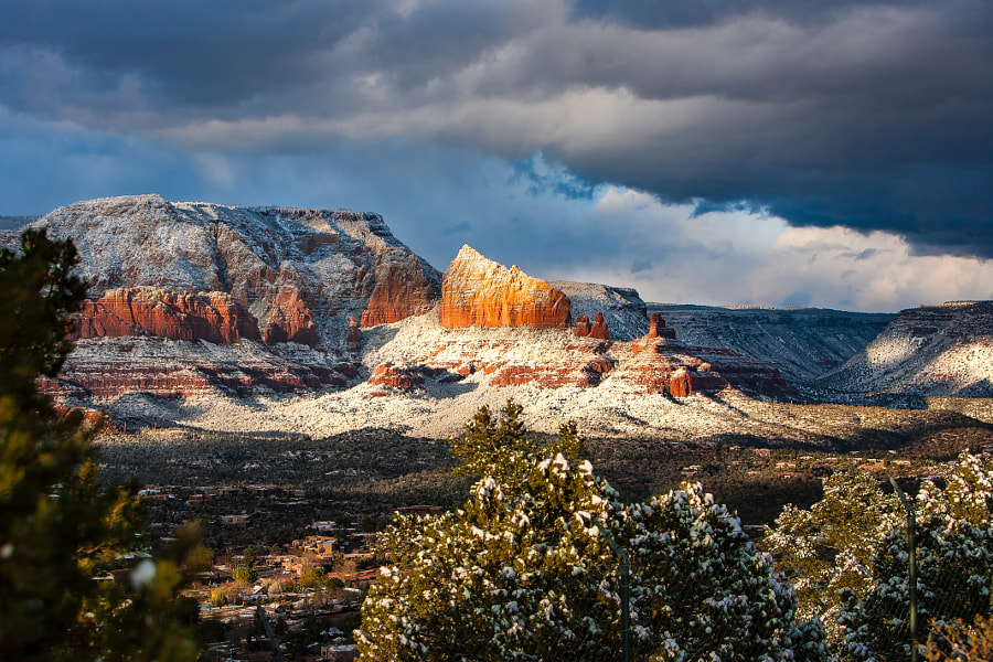 Clearing Storm - Sedona, Arizona by Pat Kofahl on 500px.com