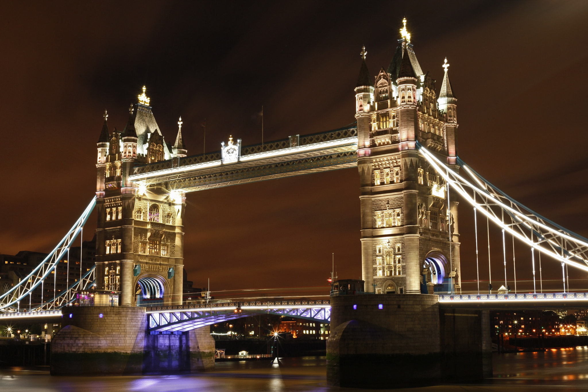 Photograph Tower Bridge by Concept  Imagery on 500px