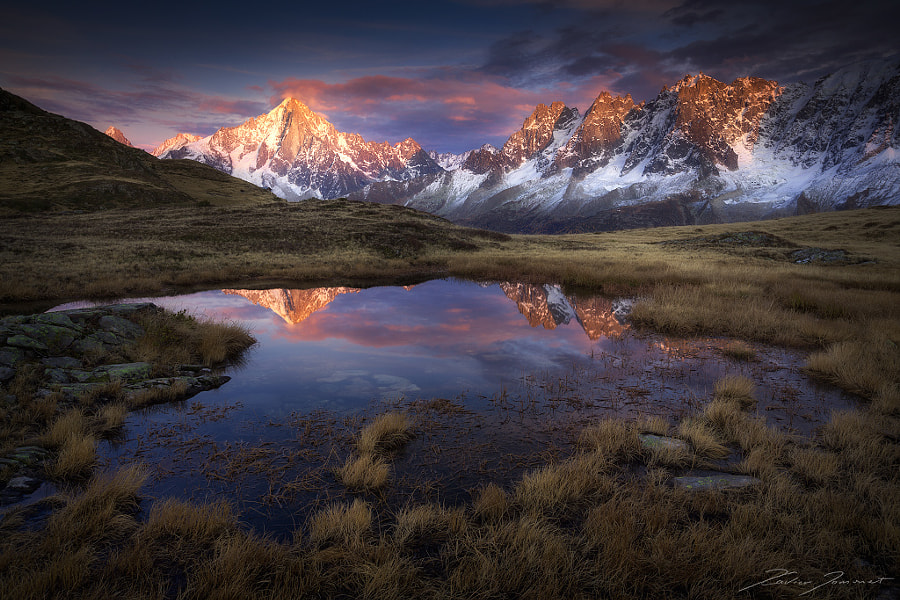 Alpine Dream by Xavier Jamonet on 500px.com