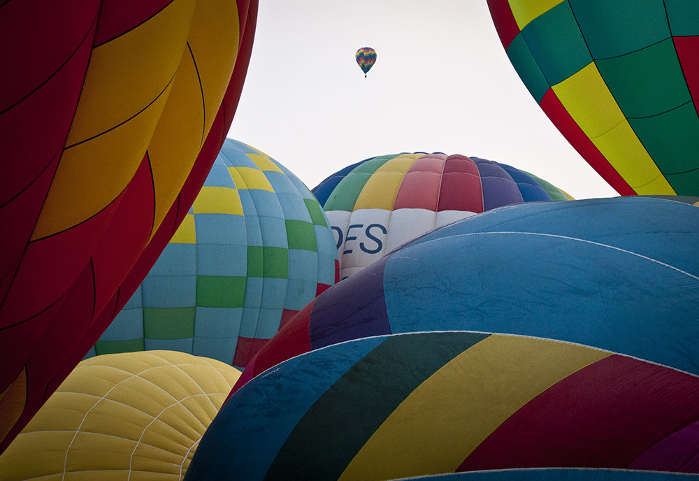 Photograph Hot Air Baloon by Cheng Fang on 500px