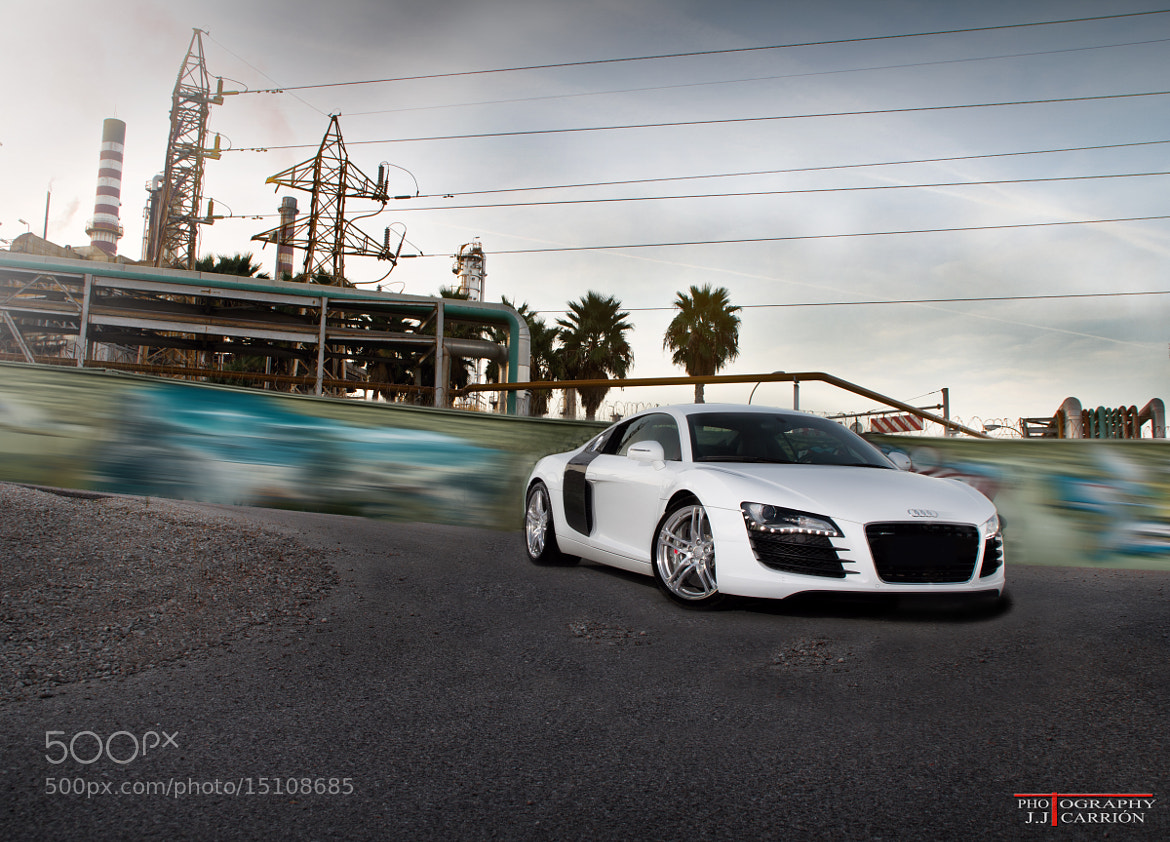 Photograph Urban R8 by JJCarrion  on 500px