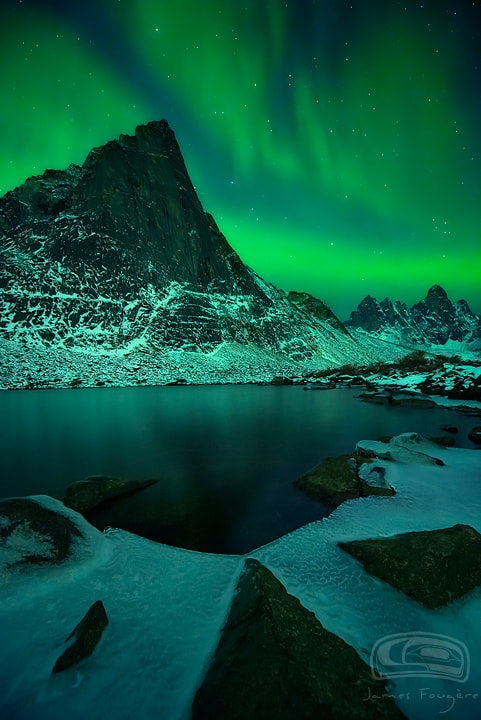 "Photograph ""GREEN LANTERN"" by James Fougere on 500px"