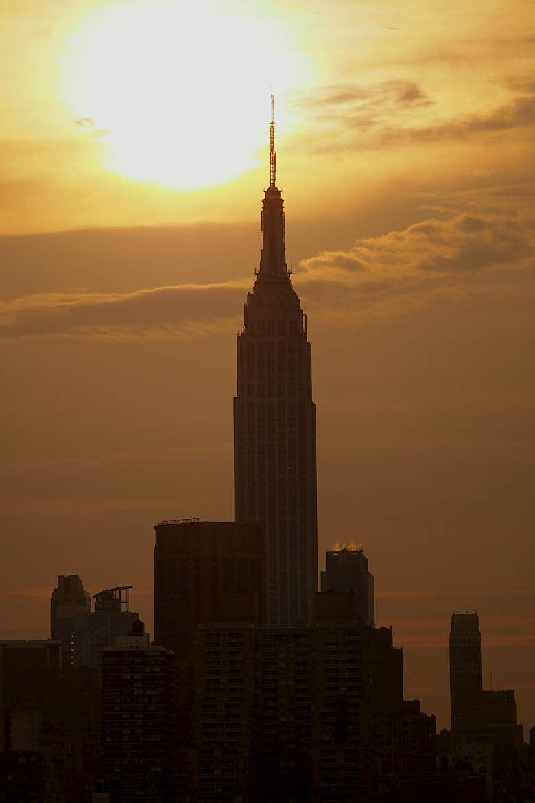 Photograph Empire State Building by Koichi Fukuda on 500px