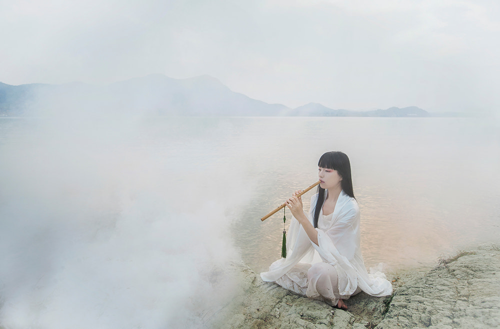 Photograph 鲛人 by cocoa lin on 500px