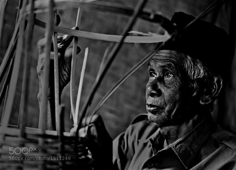 Photograph Grandpa's craft by Rio Rinaldi Rachmatullah on 500px