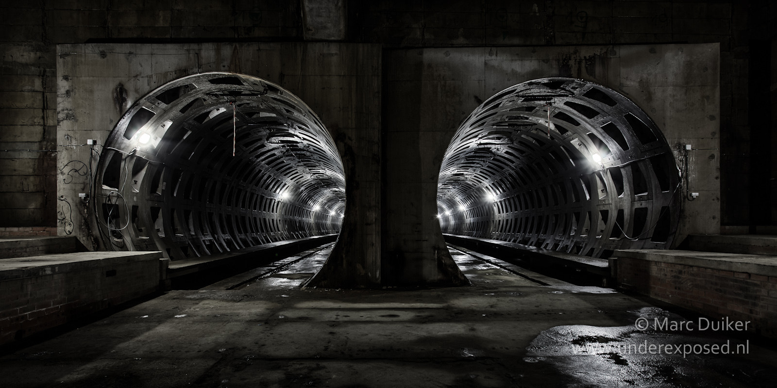 Photograph Tunnel Vision II by Marc Duiker on 500px