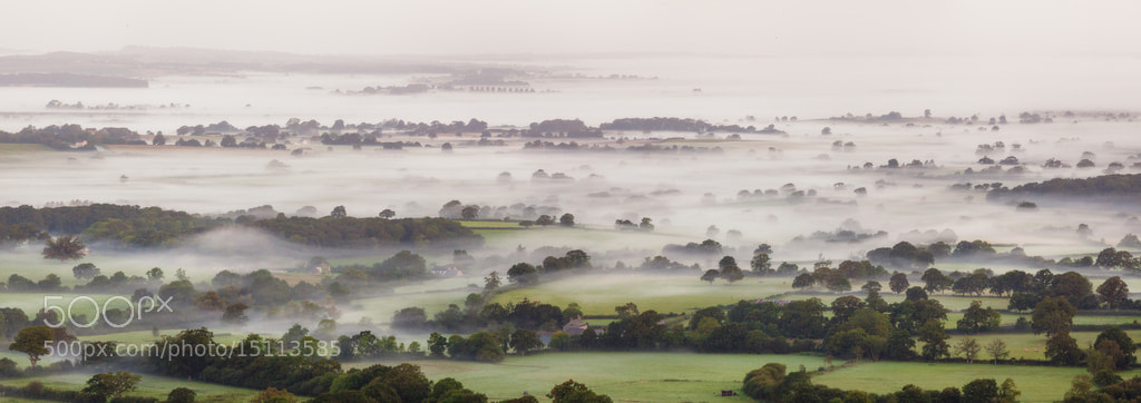 Photograph Blackmore Vale, Dorset by Simon Byrne on 500px