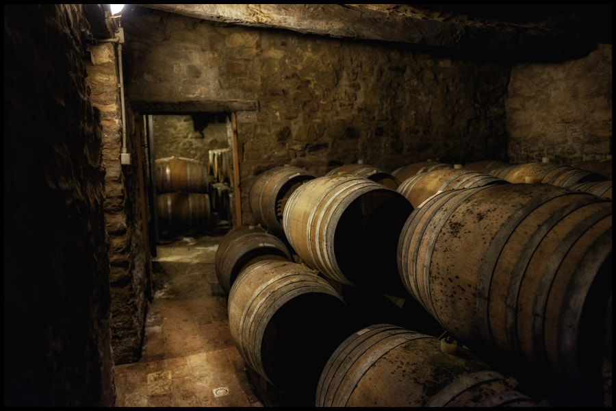 Il pratello winery by Nicholas Neri Holmen on 500px.com