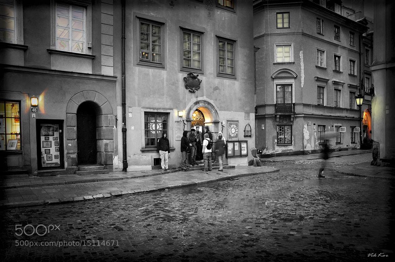 Photograph Evening in Warsaw by Viktor Korostynski on 500px