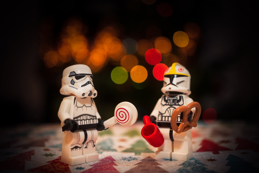Stormtroopers are having a treat! by Natalia Grebesheva Photography on 500px.com
