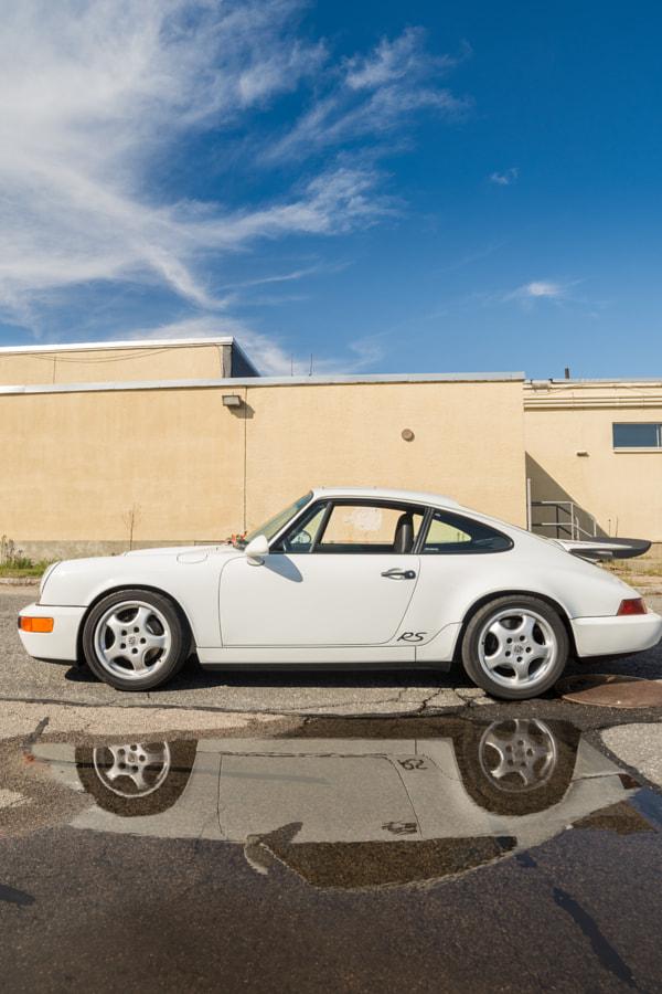 Porsche 964 RS America