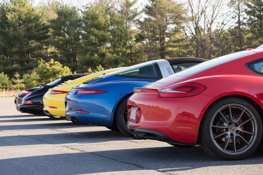 Porsche back-end