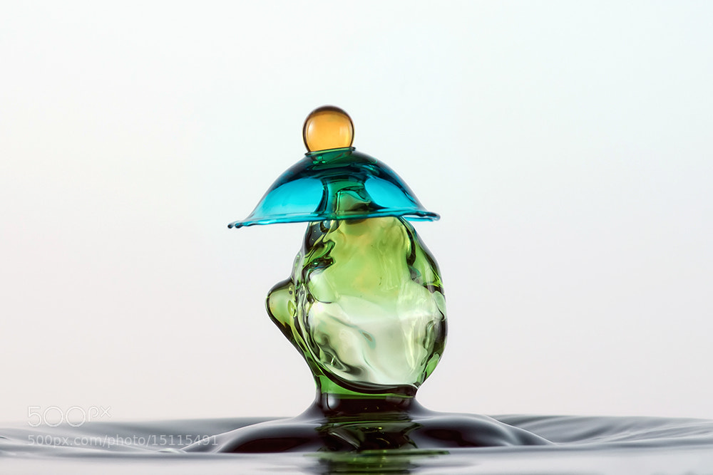 Photograph Drop on the top by Markus Reugels on 500px