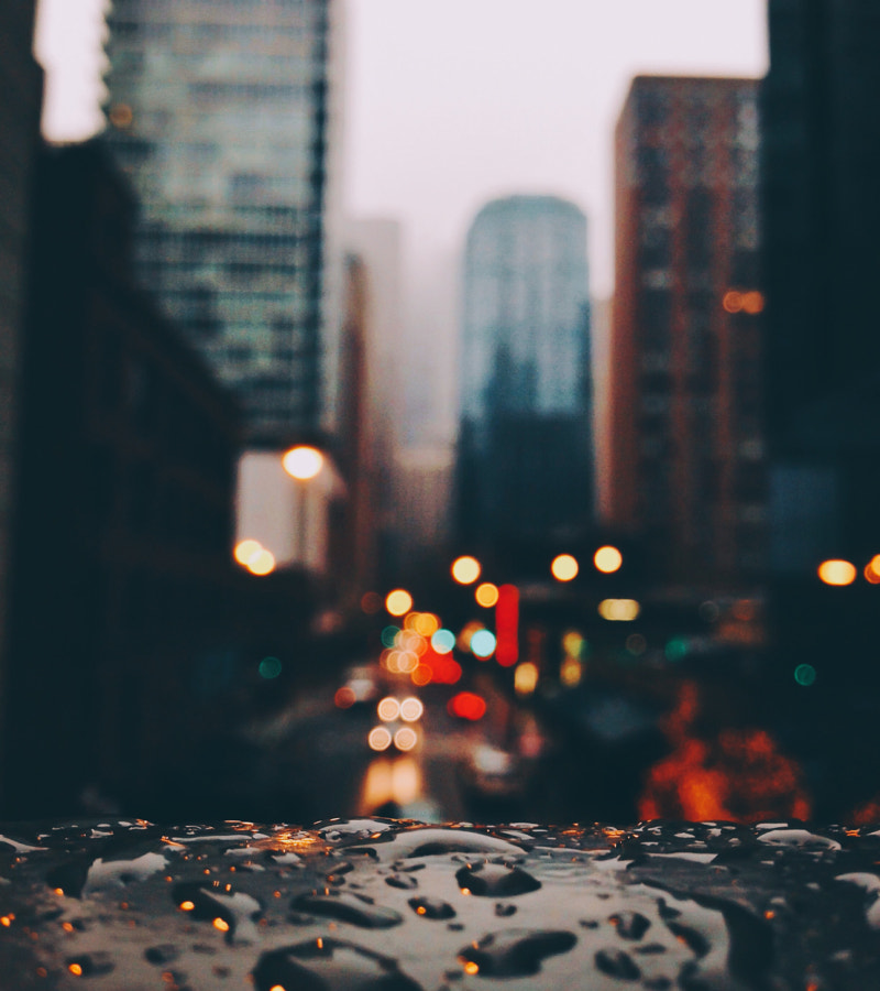 City bokeh by Neal Kumar on 500px.com
