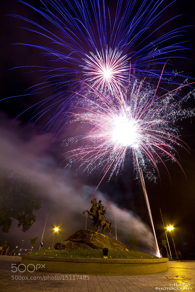 Photograph Firework 2 by Mardy Suong Photography on 500px