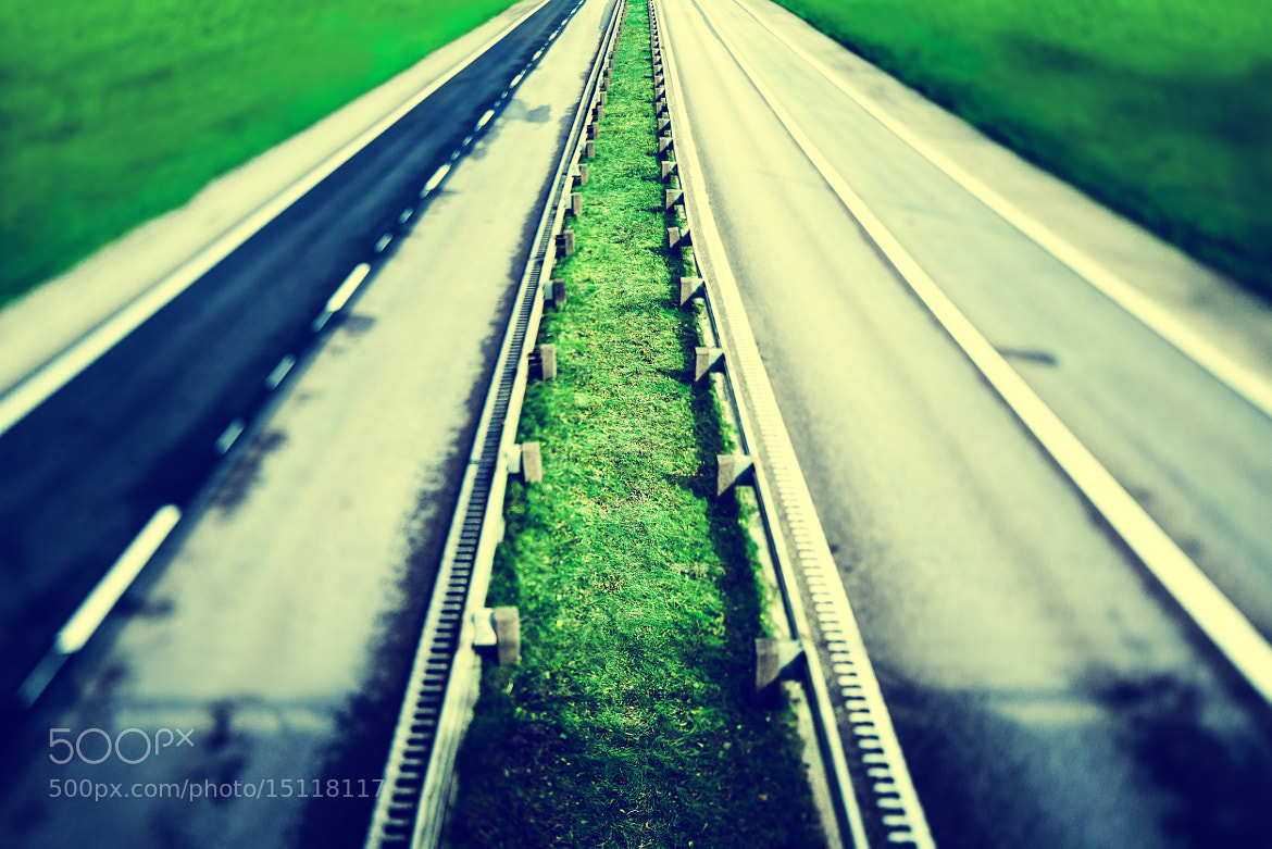Photograph Highway by Mikael Miettinen on 500px