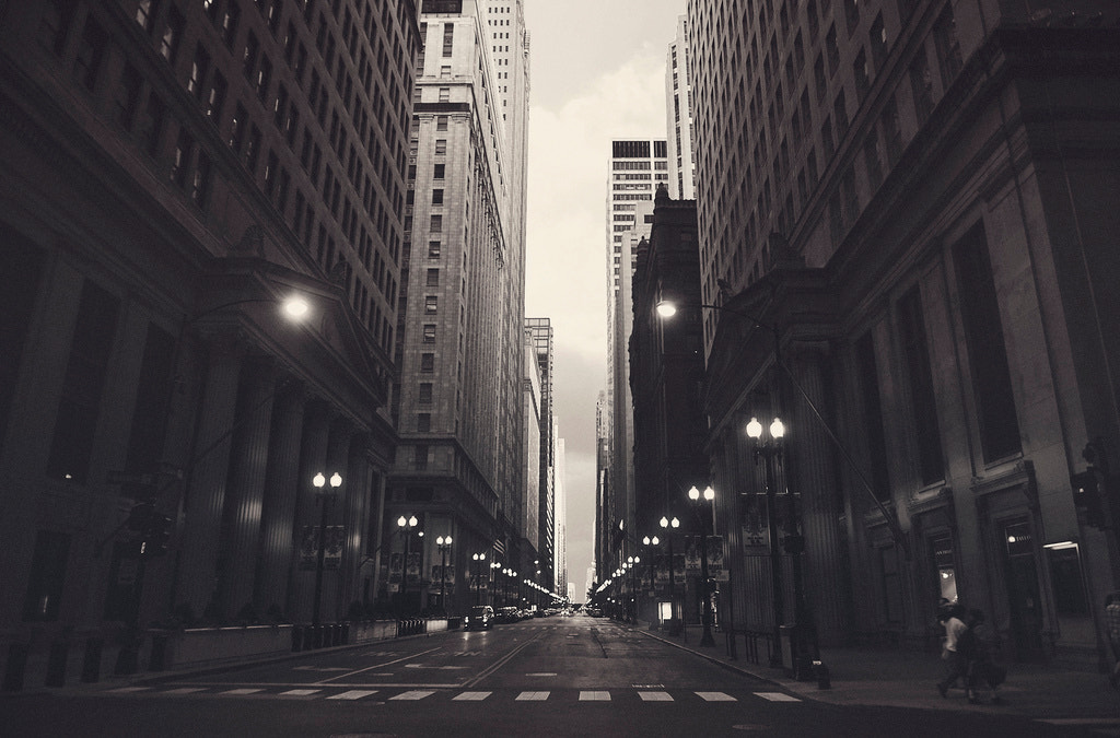 Photograph Chicago by Angela Butler on 500px