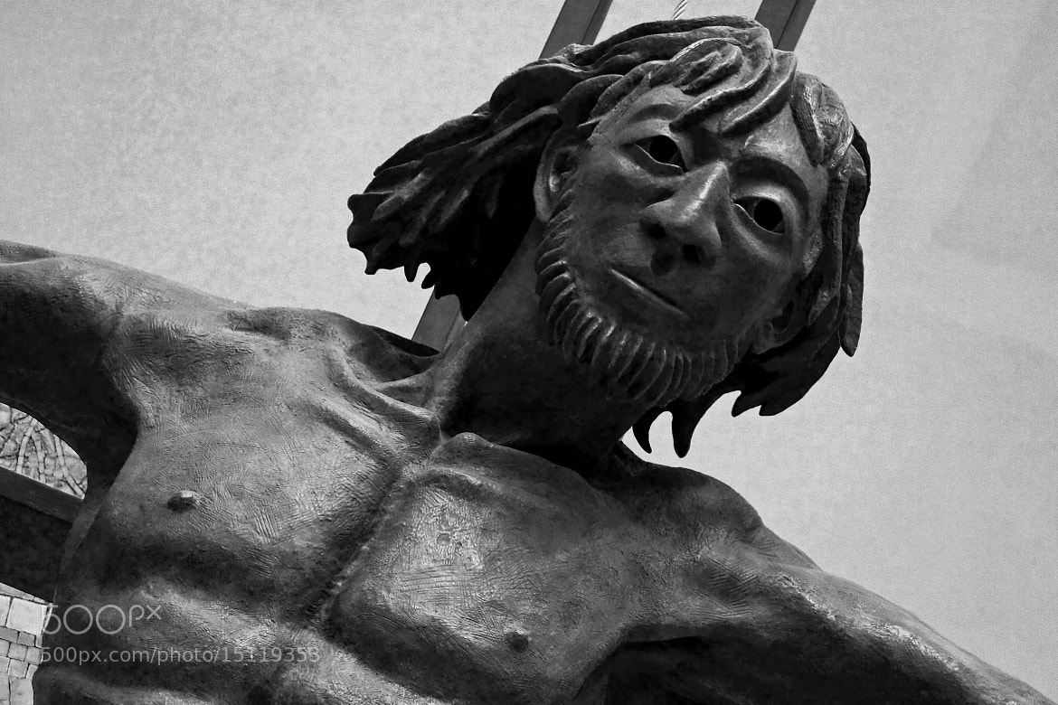 Photograph INRI by Miguel Silva on 500px