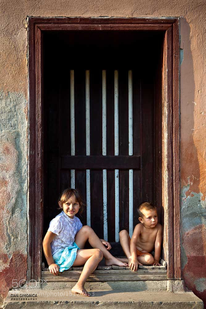 Photograph Childhood by Dan Simoaica on 500px