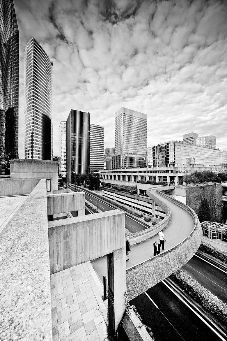 Photograph Reaching La Defense by Alex Goller on 500px