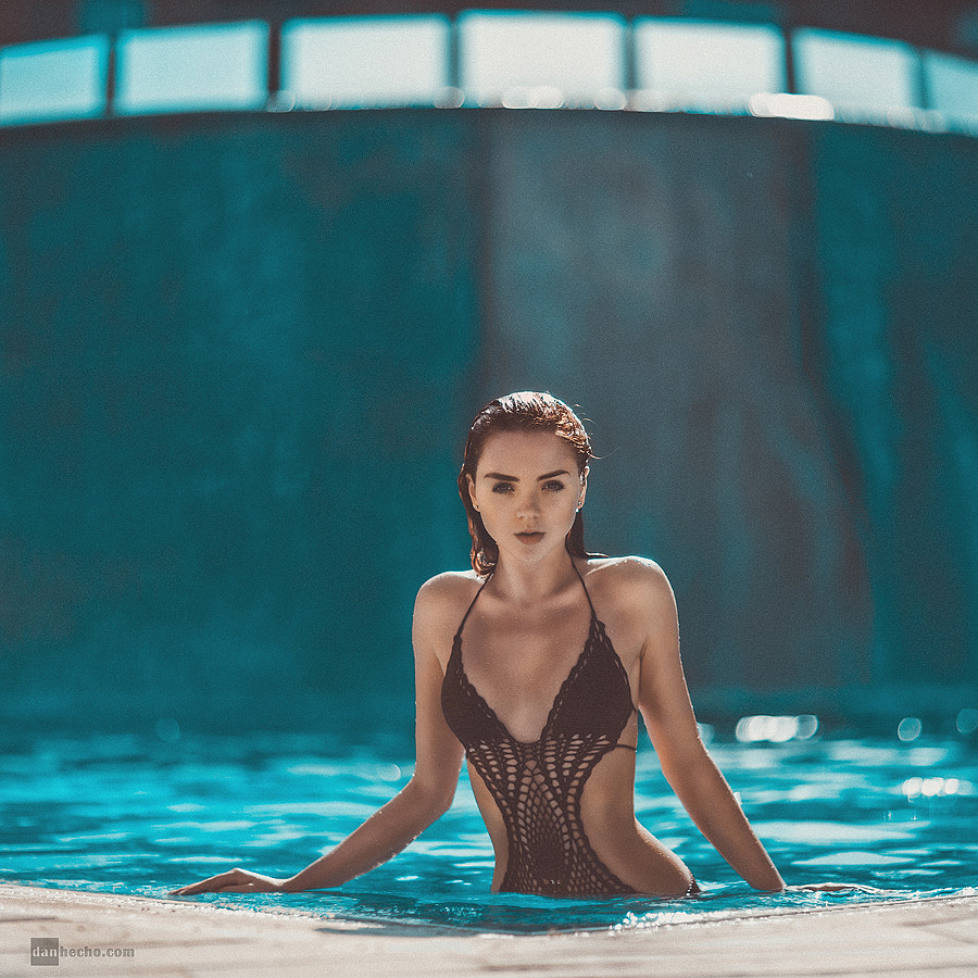 pool by Dan Hecho on 500px.com