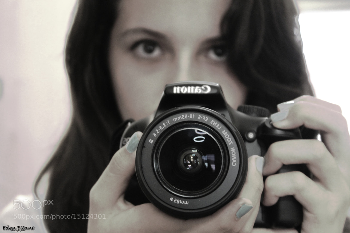 Photograph me,myself and I .. by Eden Eitani on 500px