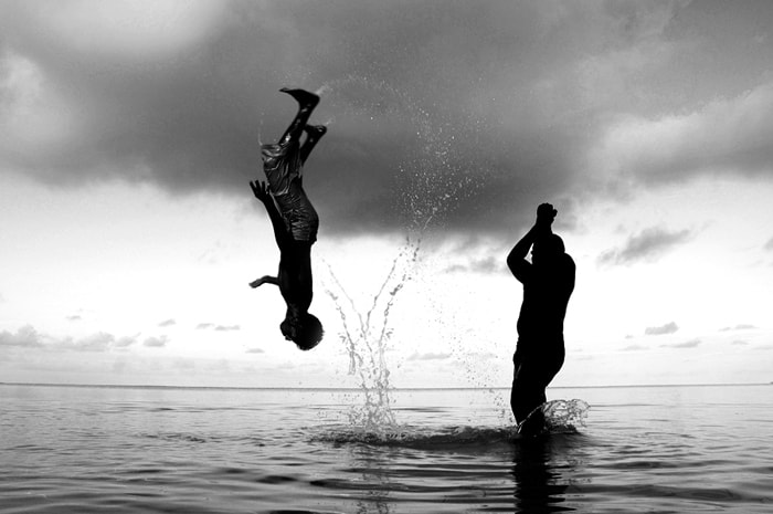 Photograph jump by karen maity on 500px