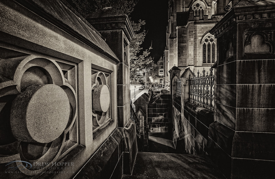 Photograph Gothic Revival Architecture by Drew Hopper on 500px