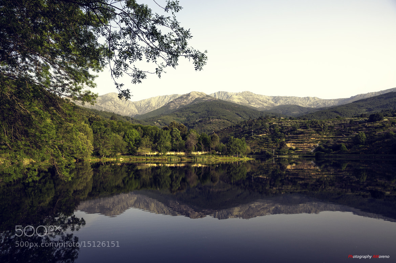 Photograph Pantano Arenas de San Pedro by Alberto M. Moreno  on 500px