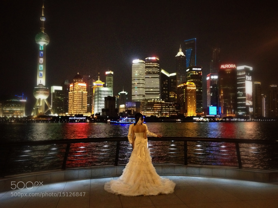 Wedding in Shanghai