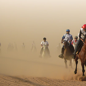 "Who will win ? ""Crop by Hani Alhazmi (HaniAlhazmi)) on 500px.com"