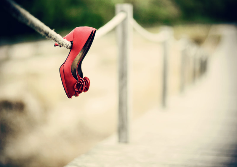 Photograph Red Wedding Shoes by Manuel Orero on 500px