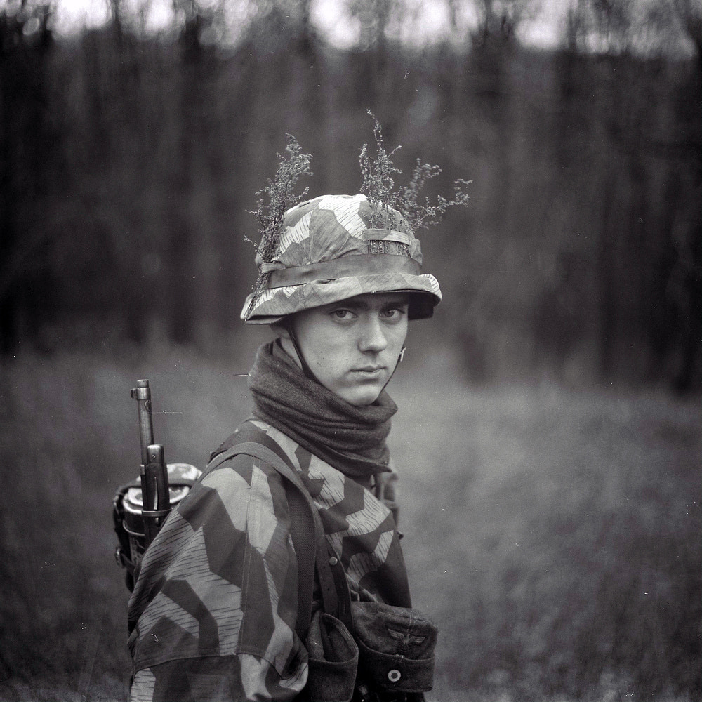 Photograph young soldier by Roman Lysenko on 500px