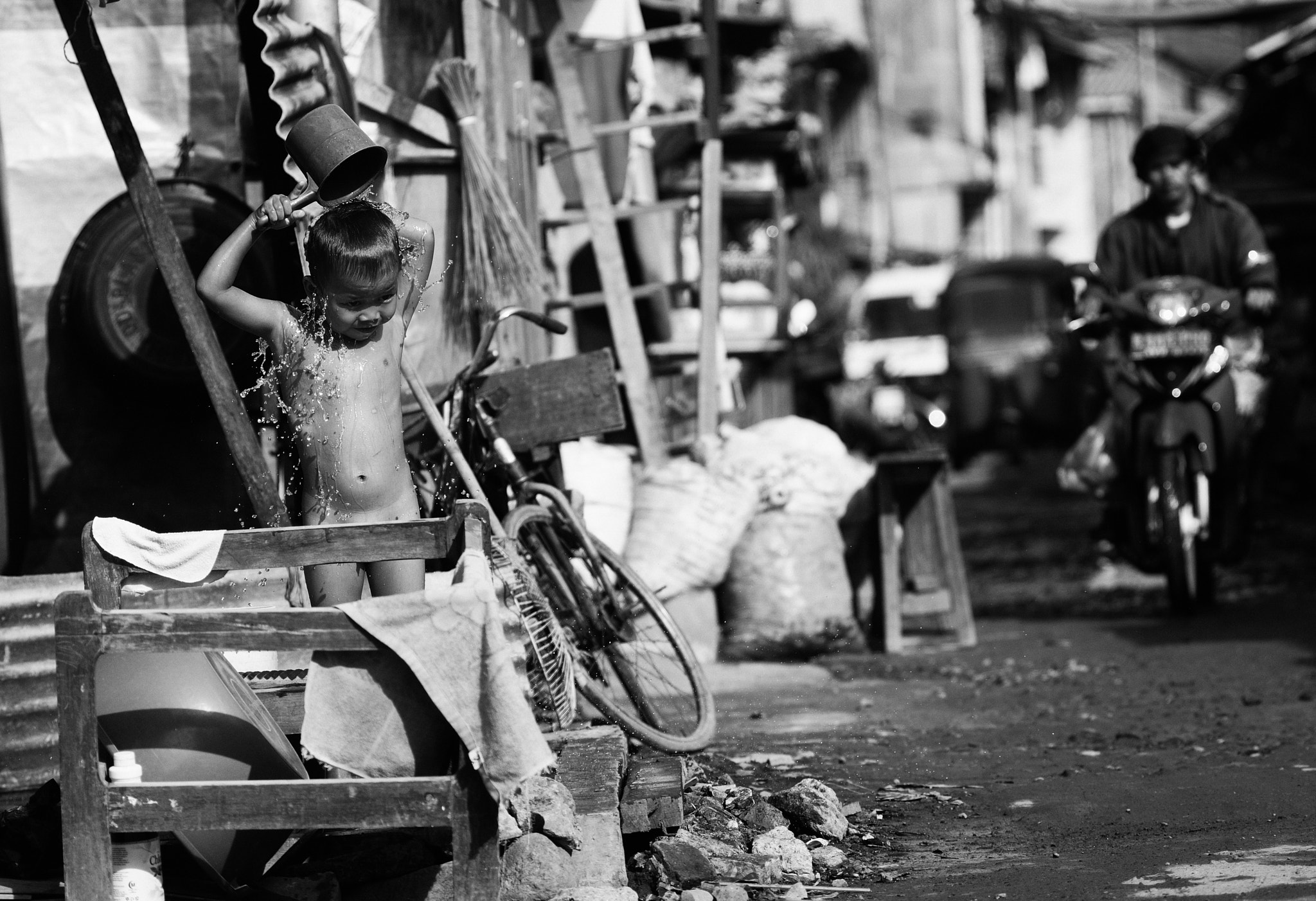 Photograph SQUATTER'S LIFE by OPERAHIDUP PHOTOGRAPHY on 500px