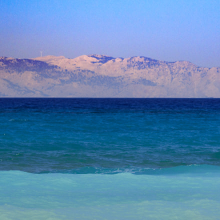Mer égée - Rhodes