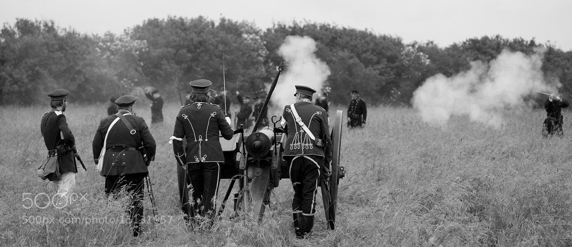 Photograph Second Schleswig War Soldiers by Jan Eggen on 500px