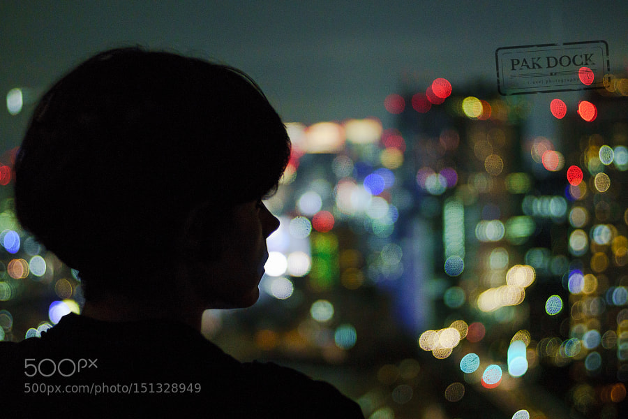 Bokeh in Tokyo
