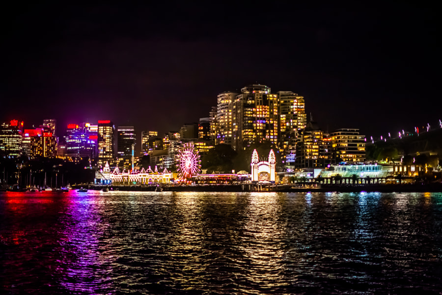 Sydney Skyline by Benny Marty on 500px.com