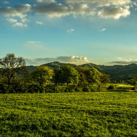 Green Heart of Italy, Umbria.