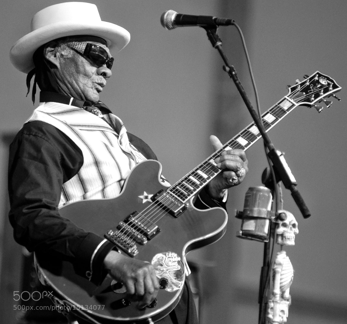 Photograph Little Freddie King by Carl Abernathy on 500px