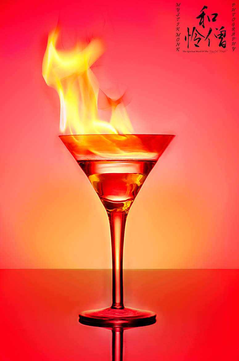 Photograph Martini from Hell by Shaswat Padhi on 500px