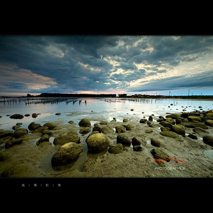 Photograph Overcast Chigu by SUNRISE@DAWN photography 風傳影像 on 500px