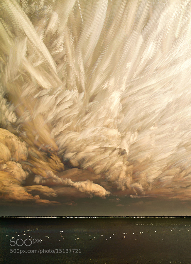 Photograph Cloud Chaos by Matt Molloy on 500px