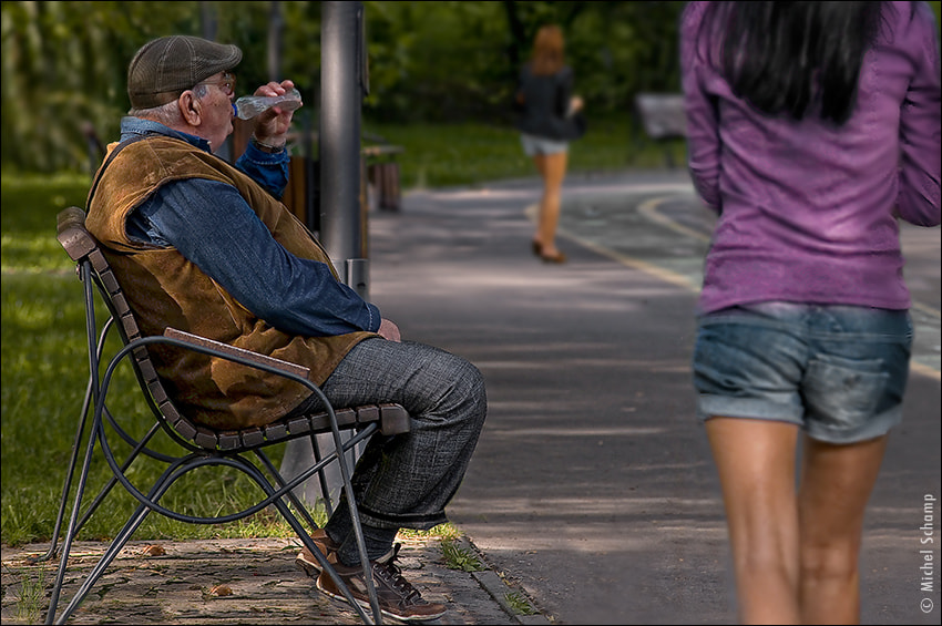 Photograph A Man's World by Michel Schamp on 500px