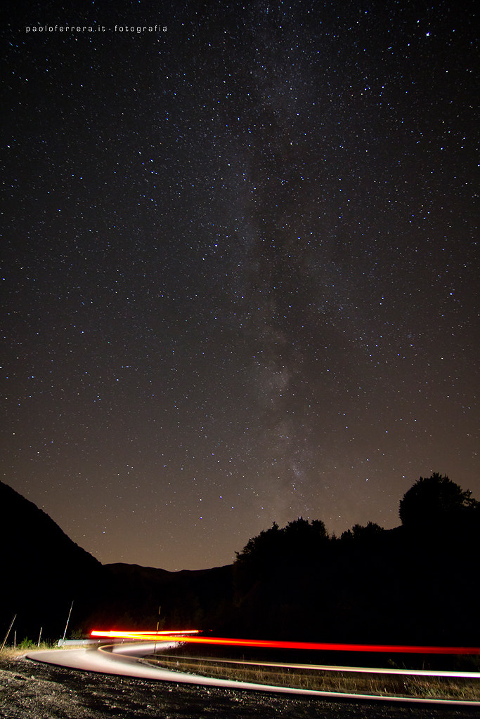 Photograph On my Milky way by Paolo Ferrera on 500px