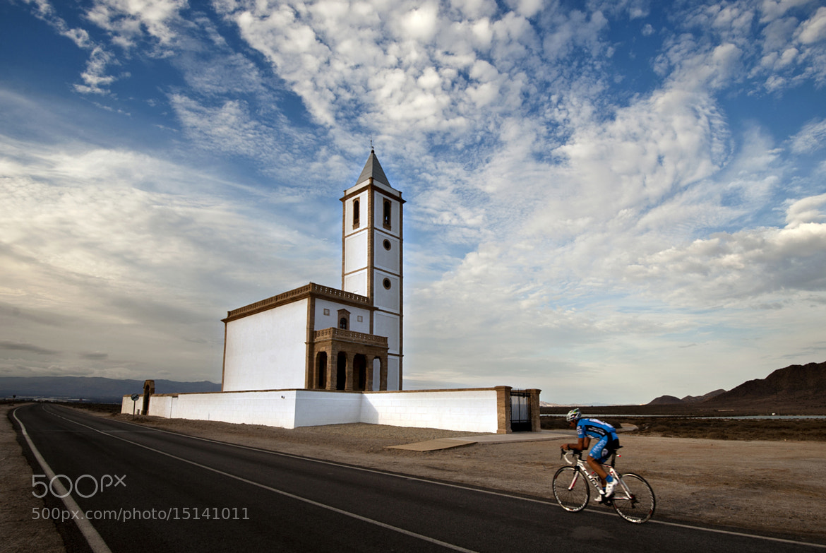 Photograph Iglesia de las Salinas- by Miguel Hidalgo on 500px