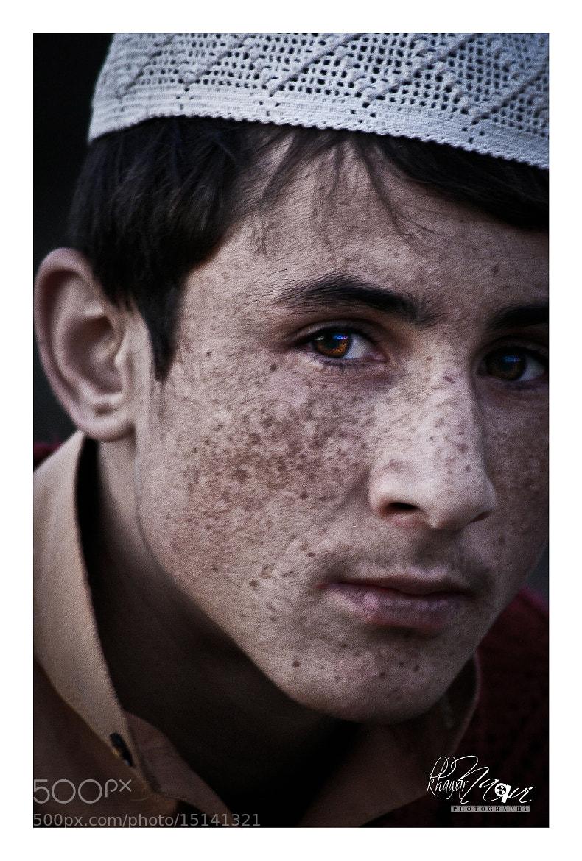 Photograph D portrait  by Khawar Naqvi on 500px