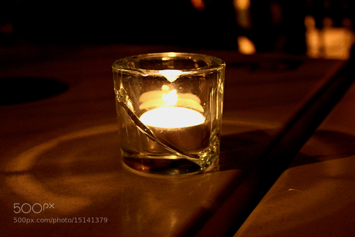 Photograph candle by lili  Kogonia on 500px