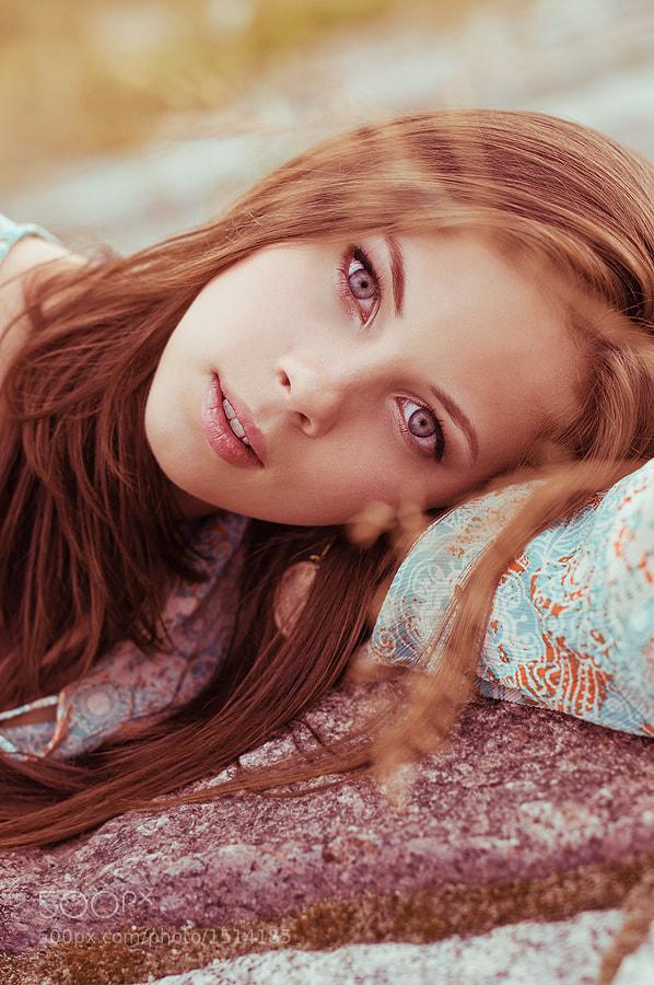 Photograph Kseniya by Tasya  Soitonen on 500px