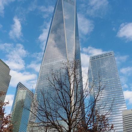 One World Trade Center, Panasonic DMC-ZS35